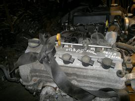 Opel Agila variklis