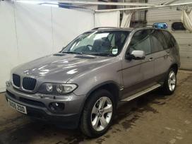 BMW X5 dalimis. Bmw x5 3.0d 160kw 2005metu dalimis sport vairas