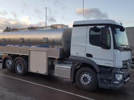 Mercedes-benz Actros 2540 L, pienovežiai