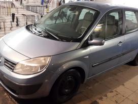 Renault Scenic dalimis.  s.batoro