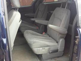 Chrysler Town & Country dalimis. Salono , kebulo ,