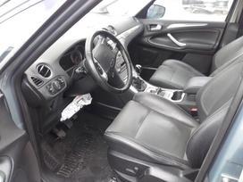 Ford S-MAX по частям. Ford s-max 2,0tdi dalimis. variklis