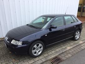 Audi A3 dalimis. Audi a3 2001m 1,9 tdi
