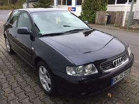 Audi A3 dalimis. Audi a3 2001m 1,9 tdi asz