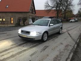 Audi A4 dalimis. A4 1,9tdi 85kw ajm dalimis