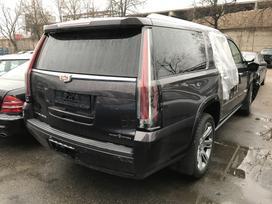 Cadillac Escalade, 6.2 l., visureigis