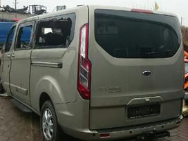 Ford Tourneo custom, Пассажирские микроавтобусы