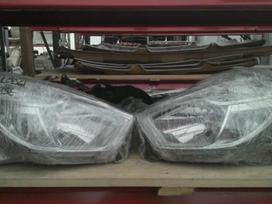 Dacia Lodgy kėbulo dalys