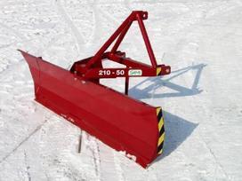 Sami 210, stumdytuvai / sniego peiliai