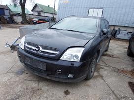 Opel Vectra. Xenon, atlenkiamas kablys