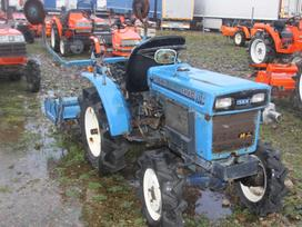 Yanmar VISI MODELIAI, traktoriai
