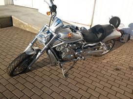 Harley-davidson Vrsc 1250cc, Čioperiai /