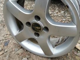 Renault Megane, lengvojo lydinio, R15