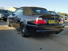 Bmw M3. Smg,engine breaking for parts,harman