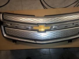 Chevrolet Volt dalimis