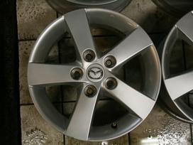 Mazda, lengvojo lydinio, R15