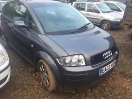 Audi A2. Aua
