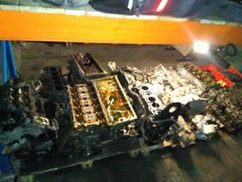 Volvo -kita- variklio detalės