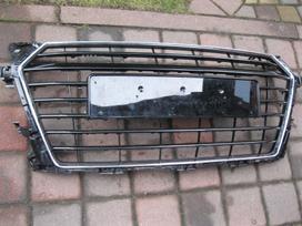 Audi Tts. Grotelės-halogenas