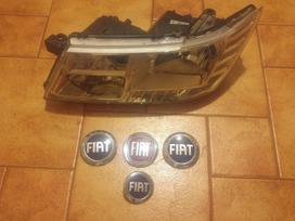 Fiat Freemont. Priekinis buferis,pr.panelė,pr