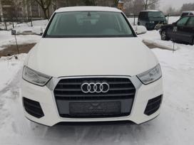 Audi Q3, 1.4 l., visureigis