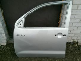 Toyota Hilux. Originalios devetos kebulu