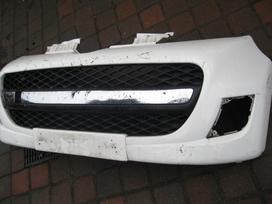 Peugeot 107. Buferiai priekiniai