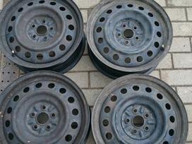Toyota R16 originalūs, plieniniai štampuoti, R16