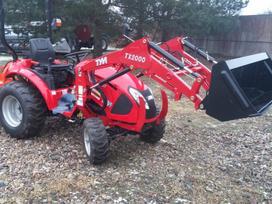 Tym T233, traktoriai