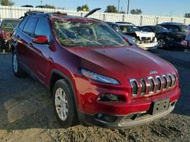 Jeep Cherokee dalimis. 3.2 automatas, airbag