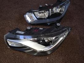 Audi A1 žibintai