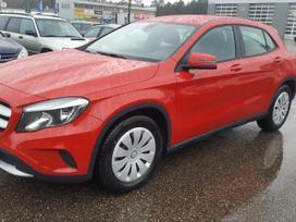 Mercedes-benz Gla180, 1.6 l., visureigis