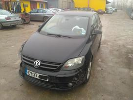 Volkswagen Golf Plus. Variklis bkd, dsg