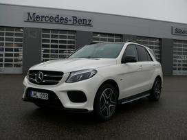 Mercedes-benz Gle500, 3.0 l., visureigis