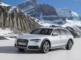 Audi A6 Allroad. ! naujos originalios