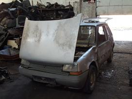 Renault 5 dalimis. Turime ir daugiau įvairių