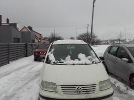 Volkswagen Sharan. Parduodama dalimis, turime dideli pasirinkimą