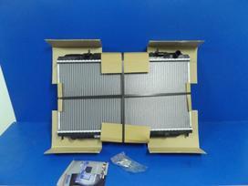 Nissan Almera. Naujas orginalus radiatorius