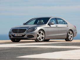 Mercedes-benz S klasė. ! naujos