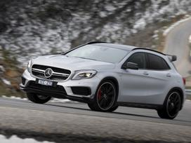 Mercedes-benz Gla klasė. ! naujos
