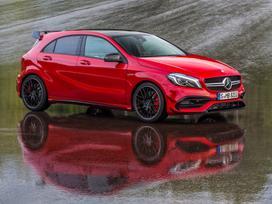 Mercedes-benz A klasė. ! naujos