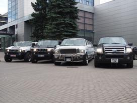 Ford Excursion, limuzinas