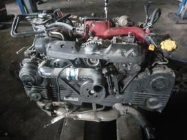 Subaru Impreza Wrx variklis