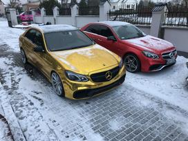 Mercedes-benz E klasė. Re-