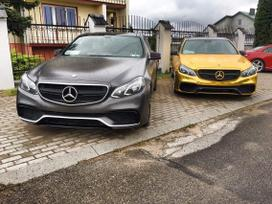 Mercedes-benz E klasė. Re-