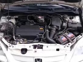 Honda Civic dalimis. 1,7 cdti is anglijos