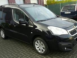Peugeot Partner. Gryzo dalimis. rida 3500km.   platus partner