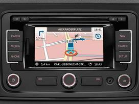 Volkswagen Vw Rns310 + Map Originalas Tinka