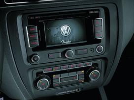 Volkswagen Vw Rns315, multimedija