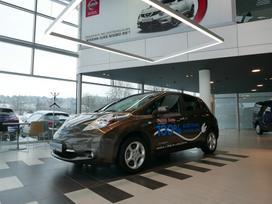 Nissan Leaf, hečbekas